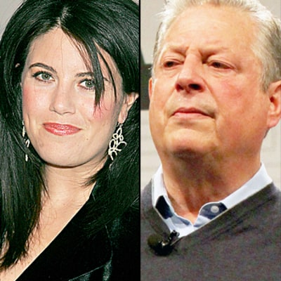 Monica Lewinsky Barred From Sitting in Al Gore's Luxury Box at Cannes