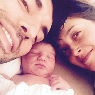 Justin Baldoni, Wife Emily Welcome First Child – See Her Pic and Find Out Her Name!