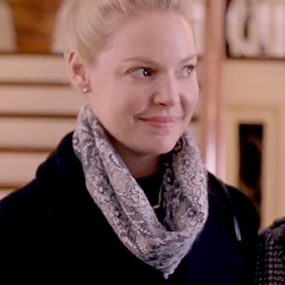 Katherine Heigl, Alexis Bledel Play Engaged Couple in Upcoming Film Jenny's Wedding: Watch the Trailer