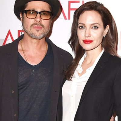 Angelina Jolie, Brad Pitt Take Twins Knox, Vivienne Ice-Skating for 7th Birthday Party — Details