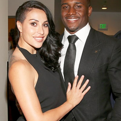 Reggie Bush, Wife Lilit Avagyan Welcome Baby Boy