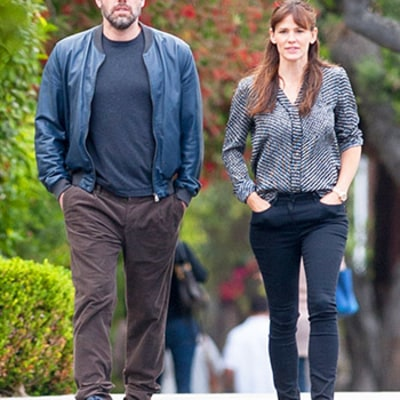 Ben Affleck and Jennifer Garner Are Playing