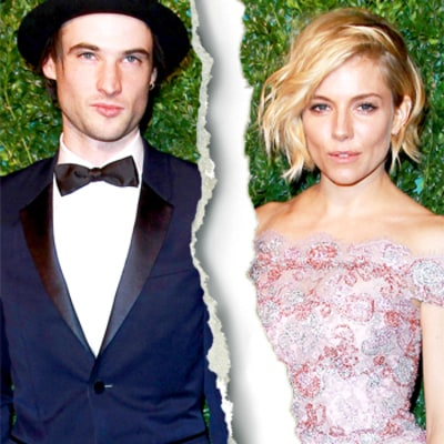 Sienna Miller, Tom Sturridge Split: Stars Break Up After Four Years Together
