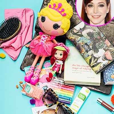 Alyson Hannigan: What's In My Bag?