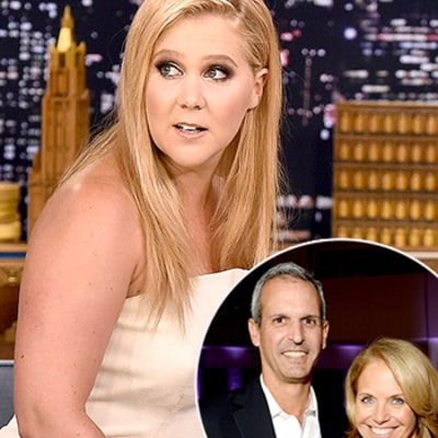 Amy Schumer Texts Katie Couric
