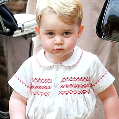 Prince George's Shampoo: How the Royal Tot Keeps His Blond Curls So Soft!