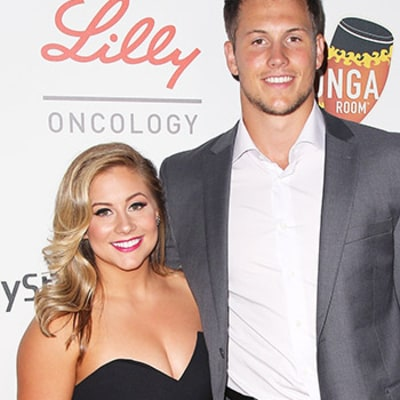 Shawn Johnson Gets Engaged to Andrew East at Wrigley Field Cubs Game