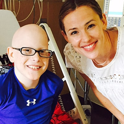 Jennifer Garner Visits Young Cancer Patient, Focuses on Work Amid Ben Affleck, Nanny Reveal