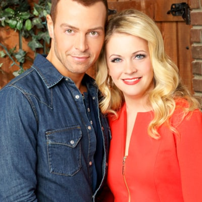 Joey Lawrence Jokes About Being Turned Into Tom Cruise After Melissa and Joey Finale Taping