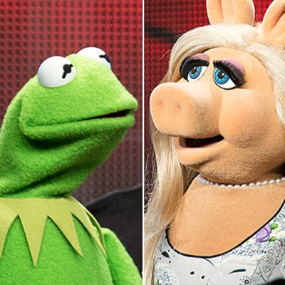 Kermit the Frog Says Miss Piggy Made His Life