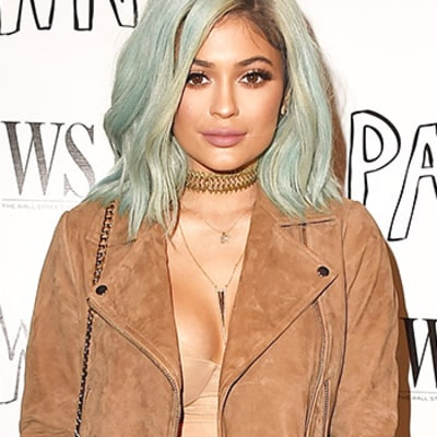 Kylie Jenner Adopted a Pet Bunny and Named It Bruce -- Yes, Really!