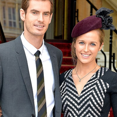 Andy Murray, Kim Sears Expecting First Child Together!