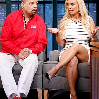 Coco Austin Lost 10 Pounds After Learning She Was Pregnant