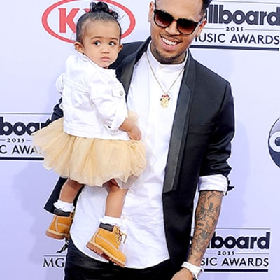 Chris Brown Accuses Royalty's Mom of Using Baby as