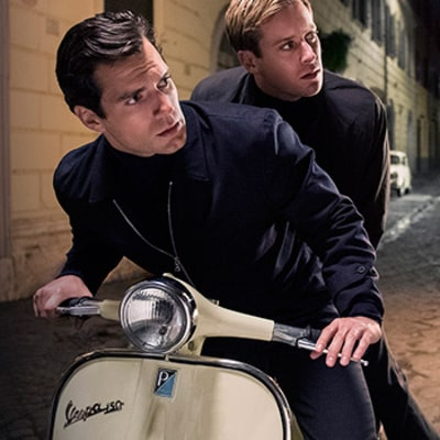 The Man from U.N.C.L.E. Review: Henry Cavill, Armie Hammer's Action Comedy Is