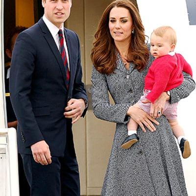 Kate Middleton, Prince William Speak Out Against Unauthorized Photos of Prince George