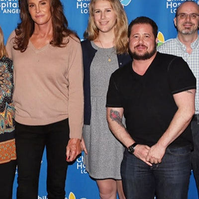 Caitlyn Jenner, Chaz Bono Work With Transgender Youth at Children's Hospital: Pics, Details