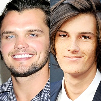 Whose Look-Alike Sons Are Hotter: Jack Nicholson or Pierce Brosnan?