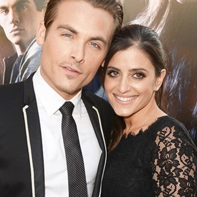 Kevin Zegers, Wife Jaime Feld Welcome Twin Daughters