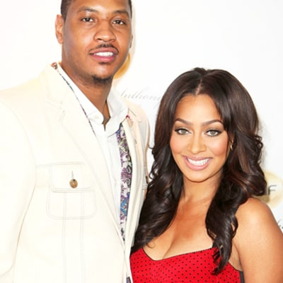 La La Anthony Shuts Down Rumors She Cheated on Husband Carmelo Anthony