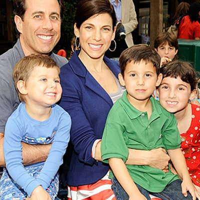 Jerry Seinfeld's Son's Charity Lemonade Stand Shut Down By Police After Neighbor Complaints
