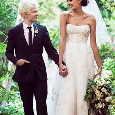 Deryck Whibley, Avril Lavigne's Ex-Husband, Marries Ariana Cooper in