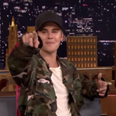 Justin Bieber Reveals Why He Broke Down at the 2015 MTV VMAs on Jimmy Fallon's Tonight Show