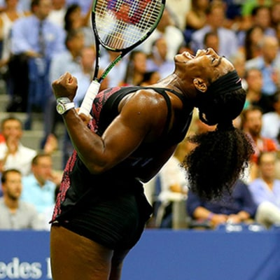 Serena Williams Beats Sister Venus at US Open: Celebrities Watch and React!