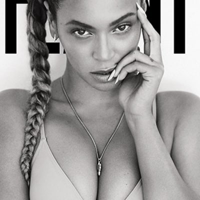 Beyonce Is Queen in Topless Flaunt Magazine Poolside Photos, Says Blue Ivy Carter Means