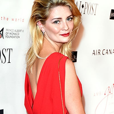Mischa Barton Debuts Voluminous '80s Hairstyle on the Red Carpet: Hair Photos!