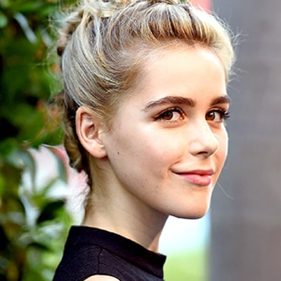 Kiernan Shipka's Faux Hawk Hairstyle: Copy the Look With Tips From Her Stylist