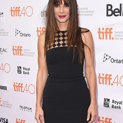 Sandra Bullock Looks Drop Dead Gorgeous at TIFF Our Brand Is Crisis Premiere, Says Life Is