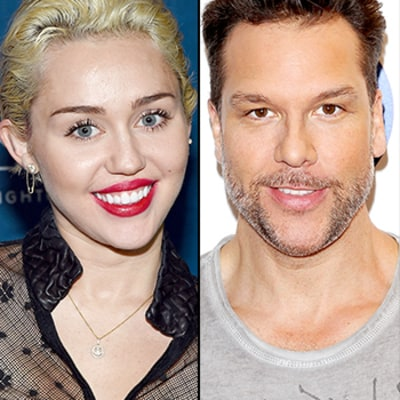 Miley Cyrus and Comedian Dane Cook Are Hooking Up: Details