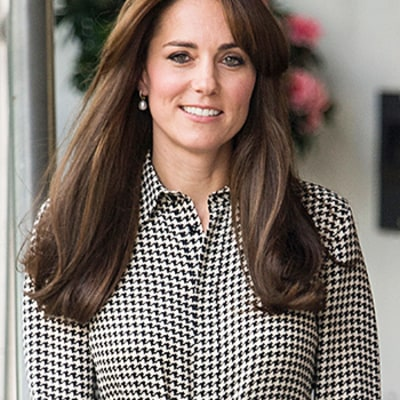 Kate Middleton Goes Back to Work, Debuts Bangs in First Engagement Since Princess Charlotte's Birth