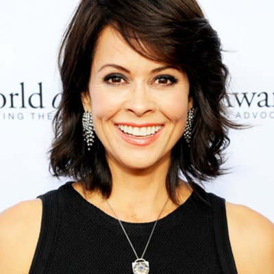 Brooke Burke-Charvet's Message for Moms: It's Okay to Take