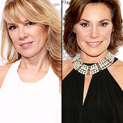 Ramona Singer, LuAnn de Lesseps Break Down Over Splits on Real Housewives of New York 100th Special