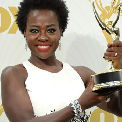 Oprah, Diddy, Other Celebs React to Viola Davis' Historic Emmys 2015 Best Actress Win
