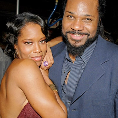 Malcolm-Jamal Warner Congratulates Ex Regina King on Emmys 2015 Win After Brutal Valentine's Day 2013 Split