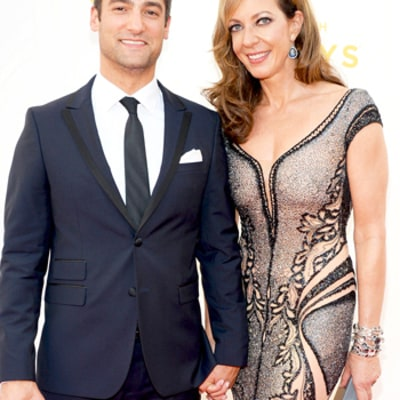 Allison Janney's Hot Boyfriend From Emmys 2015: Details, Photos, Plus How He Helped Her Get in Shape!