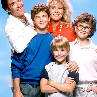 Growing Pains Is 30: See Where the Stars -- Including Kirk Cameron and Tracey Gold -- Are Now