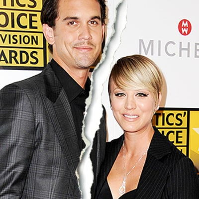 Kaley Cuoco, Husband Ryan Sweeting to Divorce After 21 Months of Marriage
