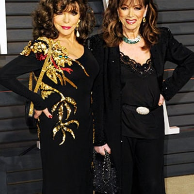 Joan Collins Reflects on Sister Jackie Collins' Death in Touching Essay: