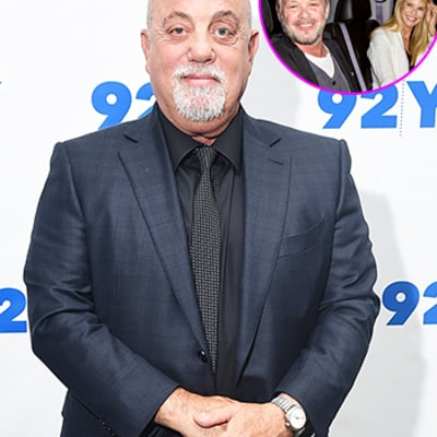 Billy Joel Jokes About Ex-Wife Christie Brinkley's New Romance With John Mellencamp