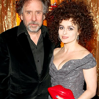 Helena Bonham Carter on Tim Burton Split: