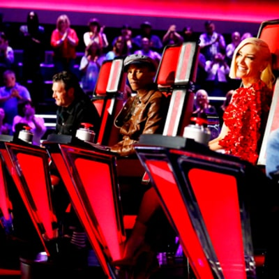 The Voice Blind Audition: All Four Coaches Freak Out Over Amy Vachal's
