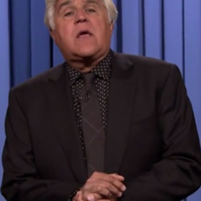 Jay Leno Returns to Tonight Show, Takes Over Jimmy Fallon's Monologue: Watch!