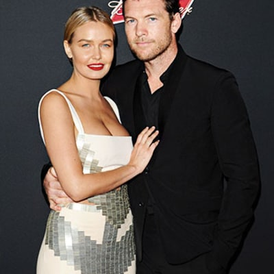 Lara Bingle Finally Dishes on Secret Wedding to Sam Worthington: We Got Married