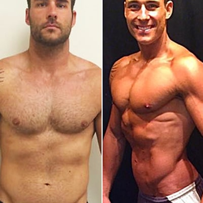 The Bachelorette's Ben Z. Is Insanely Buff Now: See His Hot Bodybuilder Photos!