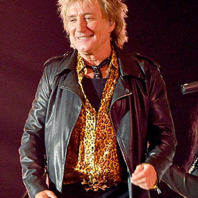 Rod Stewart: 25 Things You Don't Know About Me (I Almost Died on a Plane!)