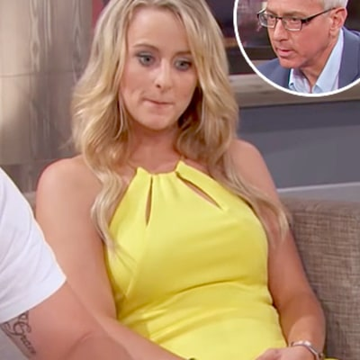 Dr. Drew Talks Teen Mom 2's Leah Messer: